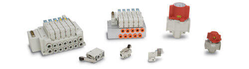 Directional Control Pneumatic Valves Hero Image
