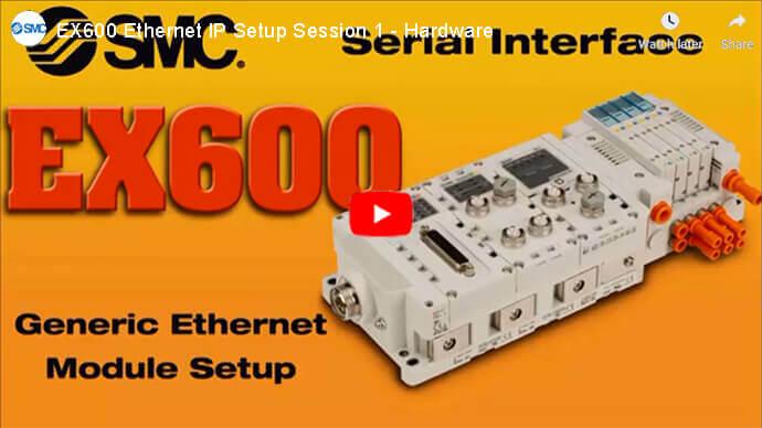 EX600 Setup Videos