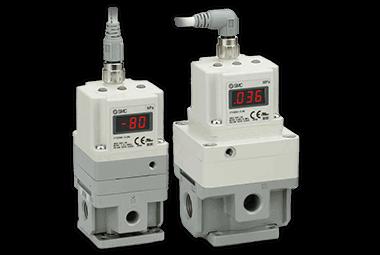 Electronic Pressure Regulators