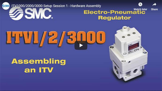 ITV1000/2000/3000 Setup Videos