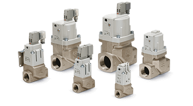 SMC Products for the Machine Tool Industry