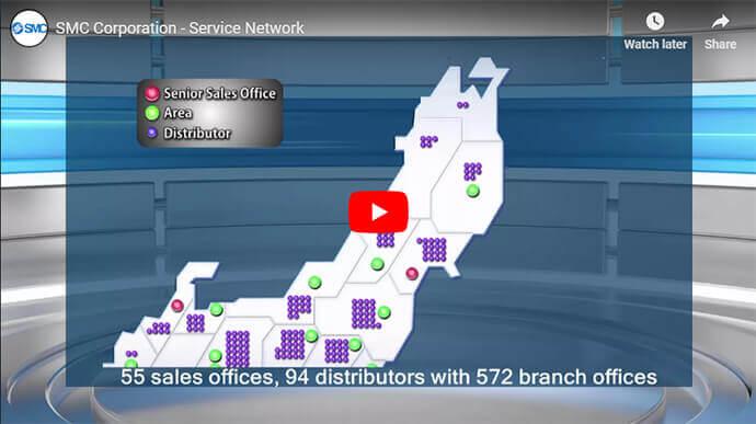 SMC Service Network