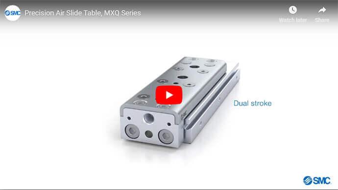 Precision Air Slide Table, MXQ Series