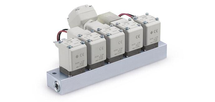 Fluid Control Valve - Series VX2