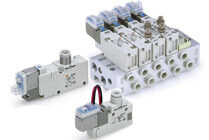 3 Port Pilot Solenoid Valves