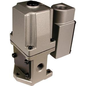 VS3000 (VS313, VS314), 3 Port Direct Operated Valve, Metal Seal