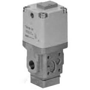 SGHA, 3-Port Coolant Valve, Air Operated