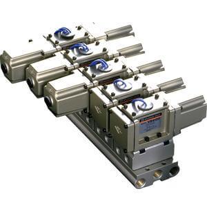VVS4, VS4000 Manifold Base