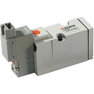 10-SYJ500 3 Port Solenoid Valve, for Manifold Types 20, 40, 41, Clean Series