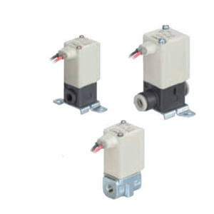 VDW20, Compact Direct Operated 2 Port Solenoid Valve for Air, Single Unit