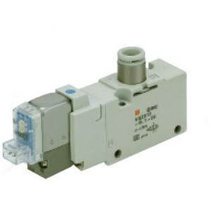 VQZ**2, 200/300 Series, 3 Port Solenoid Valve, Body Ported