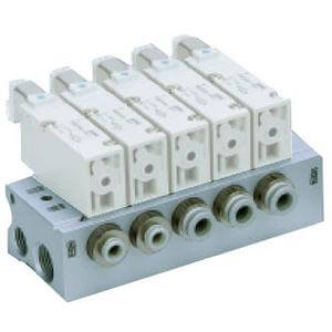 VV3QZ15, 100 Series Manifold, Base Mounted, Connector Kit