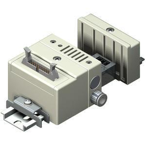 SS5Q14-J, 1000 Series Plug Lead Manifold, Flat Ribbon Cable (20P) Kit