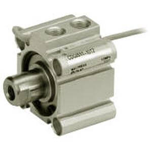 NC(D)Q2-Z, Compact Cylinder, Single Acting Single Rod