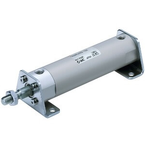 C(D)G1K-Z, Air Cylinder, Non-rotating, Double Acting, Single Rod