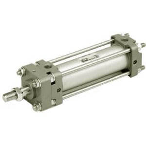 10/11/21/22-C(D)A2, Air Cylinder, Double Acting Single Rod, Clean Room