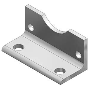 CS2, Accessory, Mounting Brackets