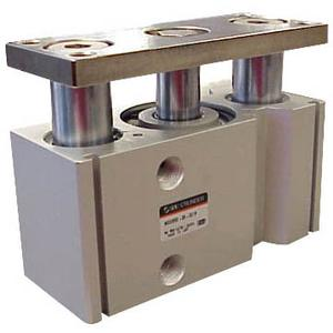 MGQM, Compact Guided Cylinder, Slide Bearing