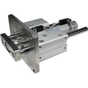 MGCM Compact External Guided Cylinder, Slide Bearing