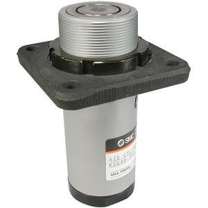 RS(D)G, Stopper Cylinder, Adjustable Mounting Height
