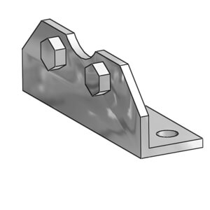 C(D)G5, Accessory, Mounting Bracket