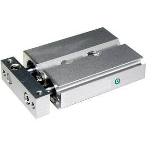10/11/12/21/22-CXSJ, Compact Dual Piston Rods, Clean Room Series, Copper Fluorine Silicone-free