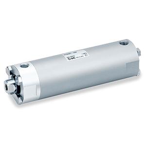 HYB, Hygienic Design Cylinder, Round Type