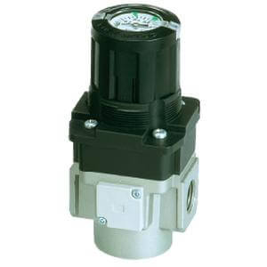 ARG20~40, Regulator w/Built-in Pressure Gauge