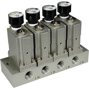 NARM*, Regulator Manifold Series