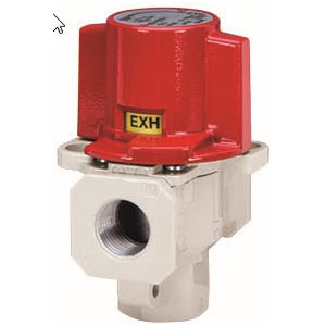 VHS20-40, Residual Pressure Relief Valve, Modular, Epoxy Coated