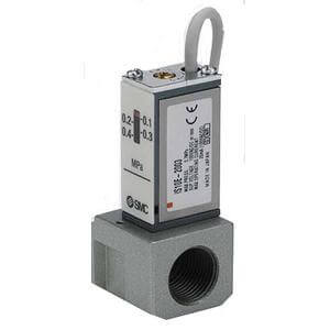 IS10E, Pressure Switch with Piping Adapter