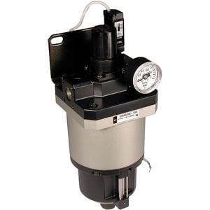 AMR**00, MR Unit, Regulator w/Mist Separator, Metric