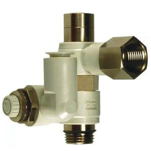 ASP-X352, Speed Control Valve with Pilot Operated Check Valve