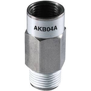 AKB, Check Valve with One-touch Fitting, Push Type