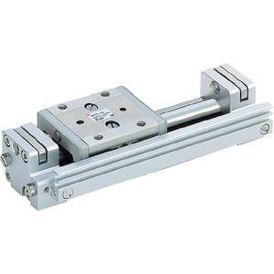 MXY, Long Stroke Precision Slide Table (Recirculating Bearings) - Magnetically Coupled
