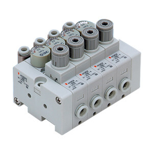 ARM5A, Compact Manifold Regulator, Centralized Supply Type