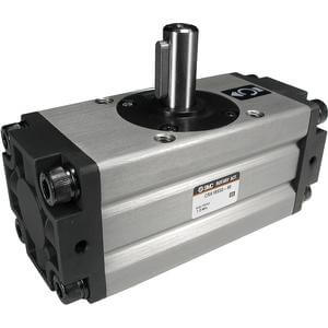 C(D)RA1*50-100, Rotary Actuator, Rack & Pinion, Air-hydro