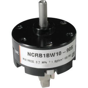 NC(D)RB1*W10~30, Rotary Actuator, Vane Style