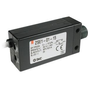 ZSE1, Compact Pressure Switch, For ZM Vacuum System