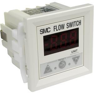 PF2A3**, Digital Flow Switch for Air, Remote Type Display