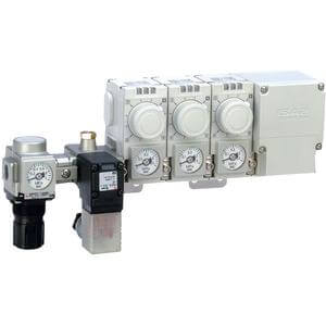 IISA2, Manifold for ISA2, With Control Unit