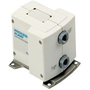PA3000, Process Pump, Double Acting, Automatically Operated