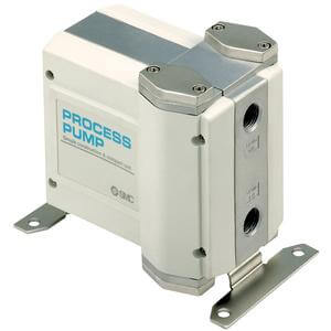 PA5000, Process Pump, Double Acting, Automatically Operated