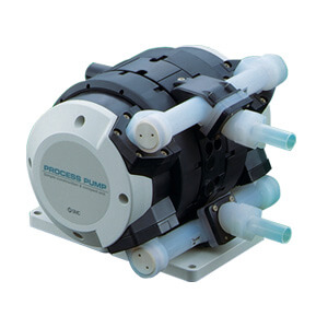 PAF5000-P, Process Pump: Automatically Operated Type, Air Operated Type, Tube Extension