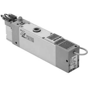ZL112-K, Multi-stage Ejector w/Valve