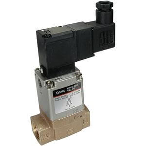 VNB (Solenoid), Process Valve for Flow Control