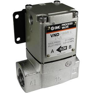 VND, 2 Port Valve for Steam