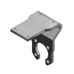 CLK2, Accessory, Limit Switch Mounting Base/Dog Fitting