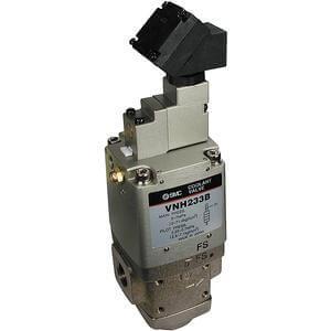 VNH, High Pressure Coolant Valve