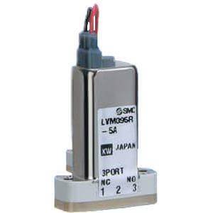 LVM09/090, 2/3 Port Solenoid Valve for Chemicals